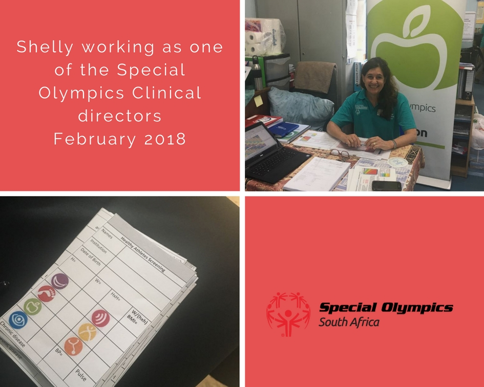Special Olympics Dietitian